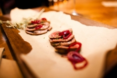 Pig Heart Pastrami