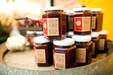Heirloom LA Strawberry Jam