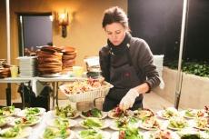 Plating Salad