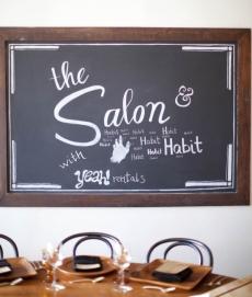 Habit Wine in The Salon