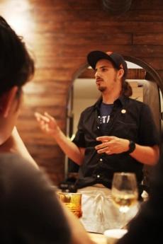 Chef Matt Presents a Course
