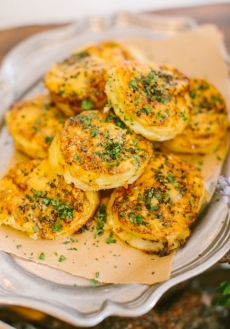Breakfast Scalloped Potatoes